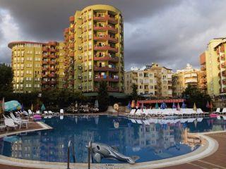 Alanya im Club Sidar Hotel