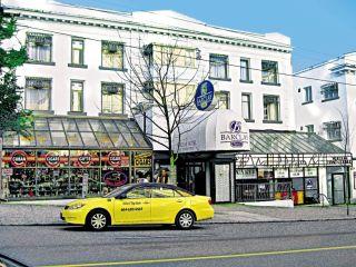 Urlaub Vancouver im Barclay