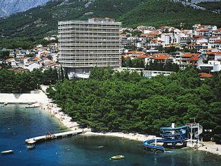Urlaub Makarska im Dalmacija Sunny Hotel by Valamar