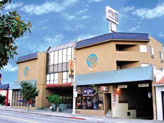 Urlaub Los Angeles im Best Western Plus Dragon Gate Inn