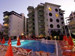 Urlaub Alanya im Krizantem Hotel