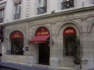 Urlaub Paris im Hotel Havane
