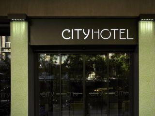 Thessaloniki im City Hotel Thessaloniki