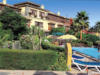 Urlaub La Escalona im Hotel Nogal