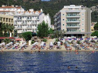 Urlaub Marmaris im Pasa Beach Hotel