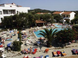 Urlaub Dassia im Hotel Telemachos
