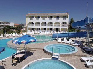 Urlaub Laganas im Hotel Savvas