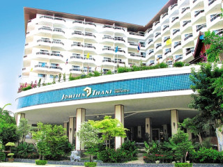 Urlaub Pattaya im Jomtien Thani Hotel