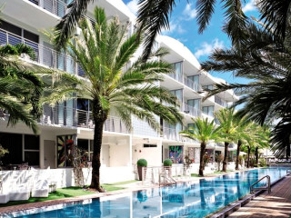 Miami Beach im National Hotel