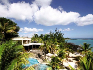Grand Baie im Hibiscus Beach Resort & Spa