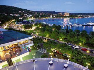 Portoroz im Hotel Riviera