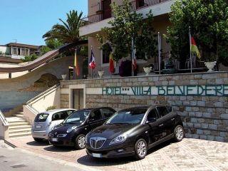 Urlaub Cefalù im Hotel Villa Belvedere