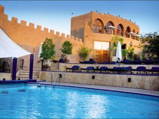 Marrakesch im Kasbah Le Mirage