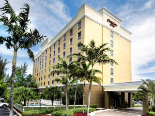 Fort Lauderdale im Hampton Inn Hallandale Beach/Aventura