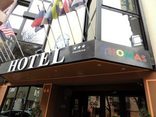 Budapest im Novum Hotel Thomas