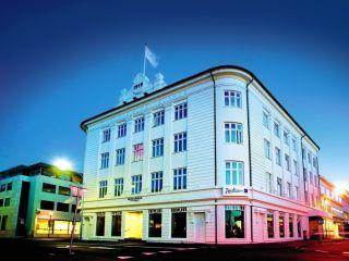 Reykjavik im Radisson Blu 1919 Hotel, Reykjavik