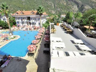 Ölüdeniz im Akdeniz Beach Hotel