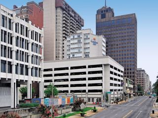Memphis (Tennessee) im Comfort Inn Downtown