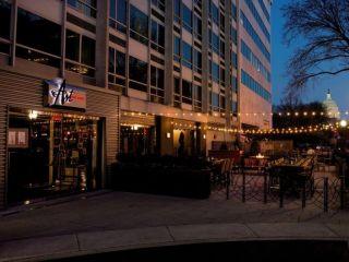 New York City im Stewart Hotel