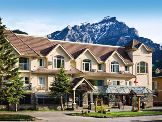 Banff im Irwin's Mountain Inn