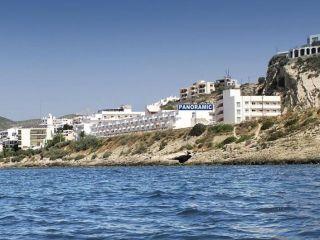 Ibiza-Stadt im Apartamentos Panoramic