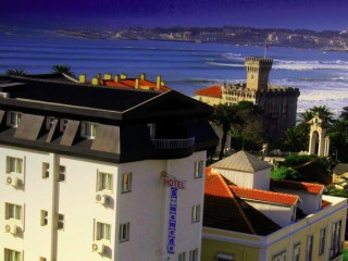 Estoril im Hotel Sao Mamede
