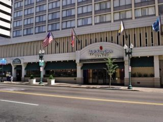Memphis (Tennessee) im Holiday Inn Memphis-Downtown (Beale St.)