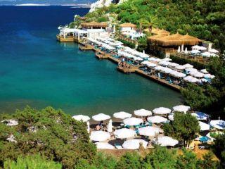 Urlaub Göltürkbükü im Hilton Bodrum Turkbuku Resort & Spa