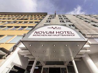 Urlaub München im Novum Hotel Am Hauptbahnhof München