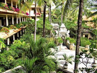 Urlaub Tanjung Benoa im The Tanjung Benoa Beach Resort