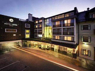 Bled im Best Western Premier Hotel Lovec