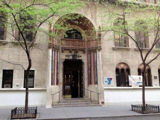 New York City im YMCA Westside