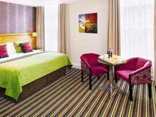 Dublin im North Star Hotel