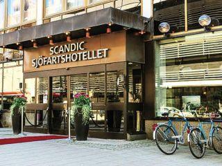 Stockholm im Scandic Sjöfartshotellet