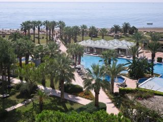 Urlaub Belek im Crystal Tat Beach Golf Resort & Spa