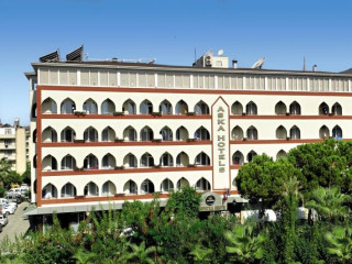 Alanya im Aslan City Hotel