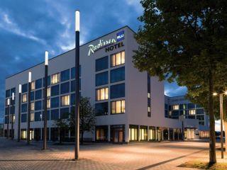 Hannover im Radisson Blu Hotel Hannover