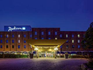 Arlanda im Radisson Blu Arlandia Stockholm