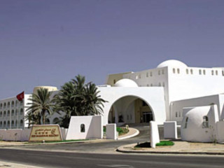 Insel Djerba im Hotel Sidi Mansour Resort & Spa