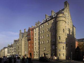 Urlaub Edinburgh im Radisson Blu Edinburgh