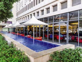 Kapstadt im Best Western Fountains Hotel
