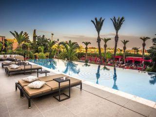 Urlaub Marrakesch im Sofitel Marrakech Lounge & Spa