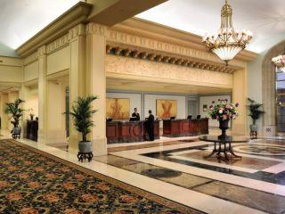 Vancouver im Fairmont Hotel Vancouver