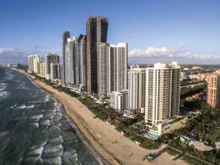 Urlaub North Miami Beach im DoubleTree Ocean Point Resort & Spa