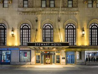 Urlaub New York City im Stewart Hotel