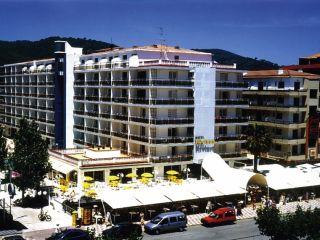 Urlaub Santa Susanna im Hotel Riviera