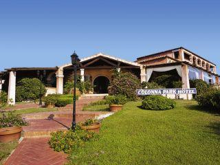 Urlaub Porto Cervo im Colonna Park Hotel Porto Cervo