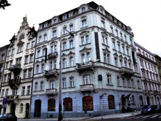 Prag im Best Western City Hotel Moran