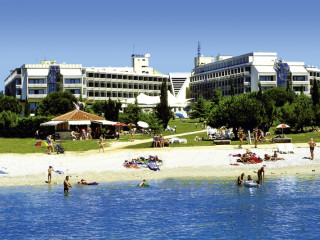 Novigrad (Istrien) im Aminess Maestral Hotel