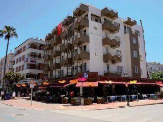 Urlaub Alanya im Aslan Hotel